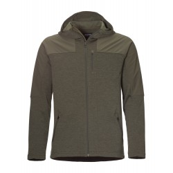 Jaka Stonewall Fleece Hoody Nori