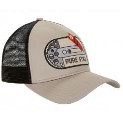 Cepure GABRY Warm grey