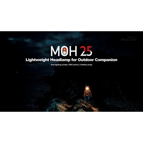 MOH25 500 lum
