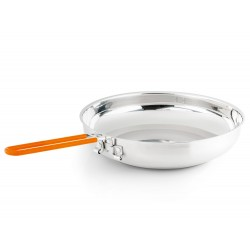 Panna Glacier Stainless TROOP Frypan