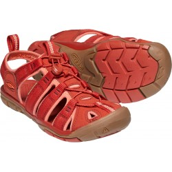 Sandales Clearwater CNX Women Dark Red/Coral