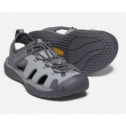 SOLR Sandal Steel Grey/Magnet