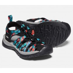 Sandales Whisper Black/Multi