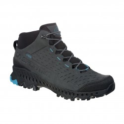 Apavi PYRAMID GTX Carbon Tropic blue