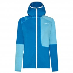GRANITE Hoody W Neptune Pacific blue