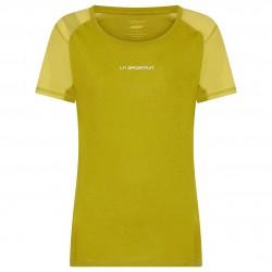 HYNOA T-Shirt W Kiwi Celery