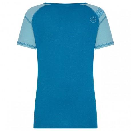 Krekls HYNOA T-Shirt W Neptune Pacific blue