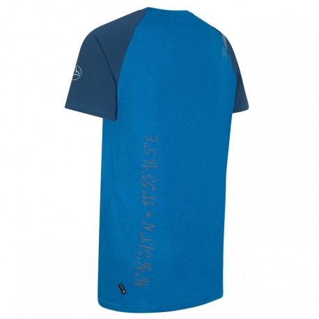 Krekls STRIDE T-Shirt M Neptune Opal