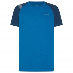 STRIDE T-Shirt M Neptune Opal