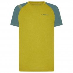 STRIDE T-Shirt M Pine Kiwi