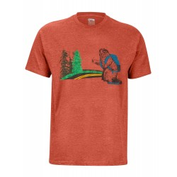 Trek Tee SS Picante Heather