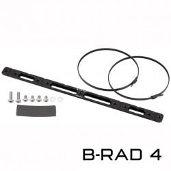 Stiprinājums B-RAD 4-Slot BASE