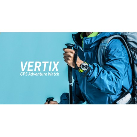 VERTIX GPS Adventure Watch Dark Rock
