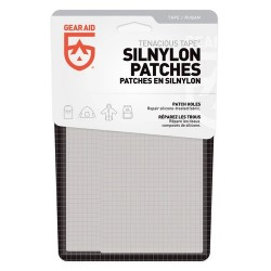Tenacious Tape Silnylon Patches, semi-transparent 2pc