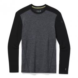 MS Merino 250 Baselayer Pattern Crew