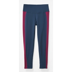 Termo bikses Wms Baselayer 7/8 Tight Dark indigo Wild rose