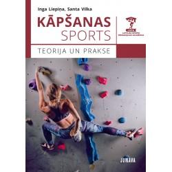 Grāmata Kāpšanas sports