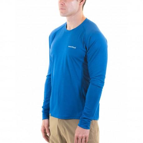 Termo krekls M MERINO Wool Plus Light LS Gray