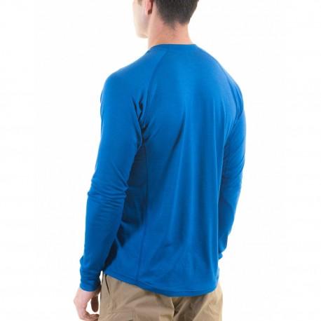 Termo krekls M MERINO Wool Plus Light LS Primary Blue