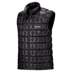 Veste M PLASMA 1000 Down Vest Black