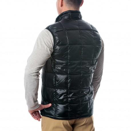 Veste M SUPERIOR Down Vest Black