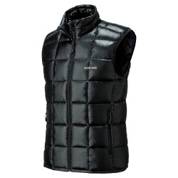 M SUPERIOR Down Vest Back