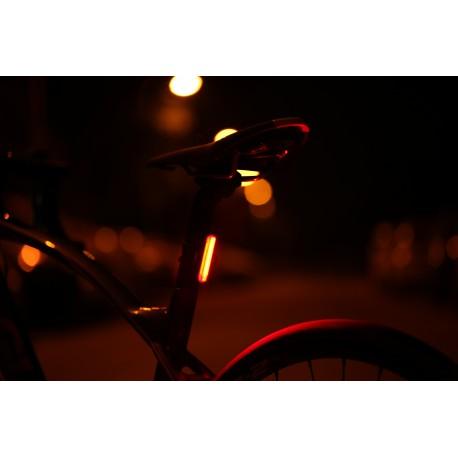 Velo aizmugurējais lukturis SEEMEE 30 TL 30 lum