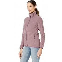 Jaka Wms Pisgah Fleece Jacket Vintage Violet