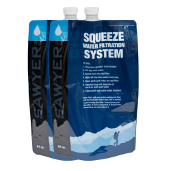 Squeezable Pouch 2L set of 2