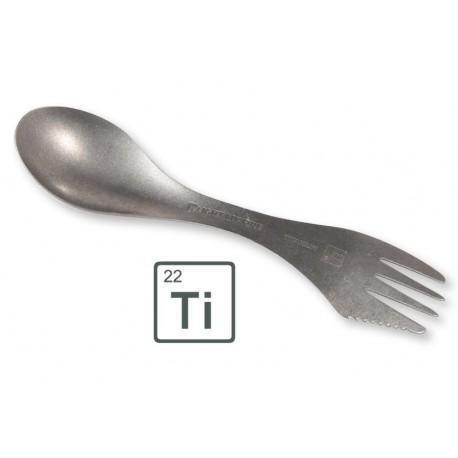 Ēdamrīks Spork Titanium