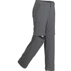 Boys Cruz Convertible Pant Slate grey