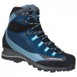 Apavi TRANGO TRK Leather Woman GTX Opal Pacific blue