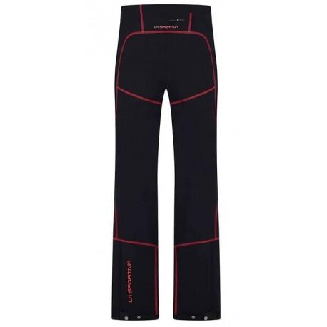 AVANT Pant W Black Hibiscus