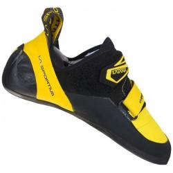 Klinšu kurpes KATANA Yellow Black