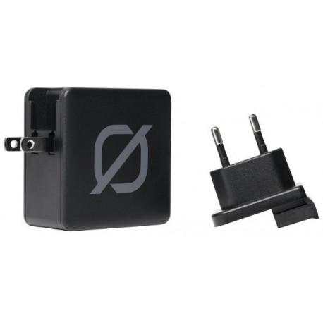 Lādētājs sienas 45W USB-C Charger Euro Type C plug