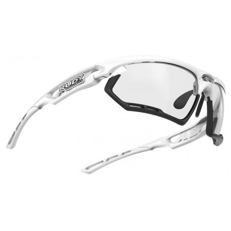 Brilles FOTONYK Photochromic 2 WhiteGloss Black