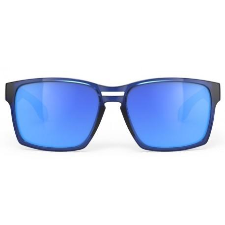 Brilles SPINAIR 57 3.kat Crystal blue Multilaser blue