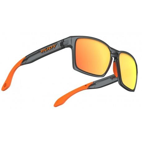 Brilles SPINAIR 57 3.kat Frozen ash Multilaser orange