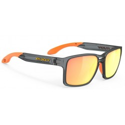 Brilles SPINAIR 57 3.kat Frozen ash Multilaser orange