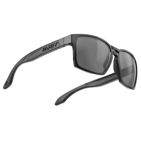 Brilles SPINAIR 57 2.kat Black gloss Smoke black