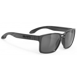 Brilles SPINAIR 57 2.kat Black gloss Smoke black