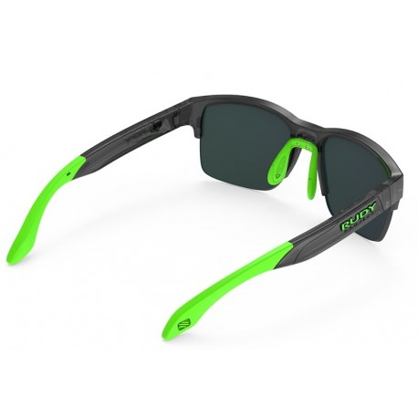 Brilles SPINAIR 58 Polar 3FX HDR Crystal Graphite Multilaser green