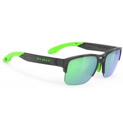 SPINAIR 58 Polar 3FX HDR Crystal Graphite Multilaser green