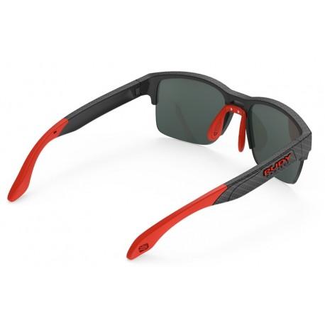 Brilles SPINAIR 58 Polar 3FX HDR Crystal graphite Multilaser red
