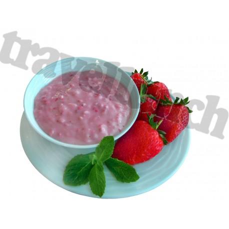 Deserts Strawberry cream cheese