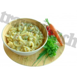 PASTA IN A CREAMY SAUCE WITH HERBS