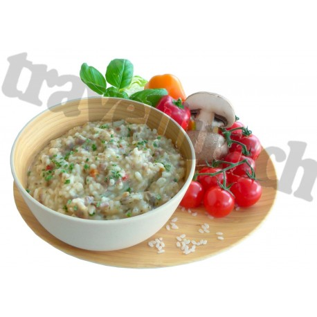 Tūristu pārtika BEEF STROGANOFF with Rice