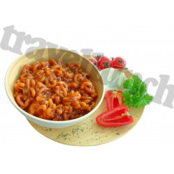 PASTA with BEEF and PEPPER Sauce
