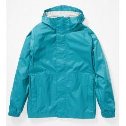 Jaka Kids PreCip Eco Jacket Enamel Blue