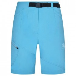 SPIT Short W Pacific blue